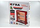 Инфракрасный обогреватель | камин |  Інфрачервоний обігрівач | камін EFBA EFBA-301 (1000 Вт), фото 5