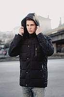 Куртка,пуховик,парка молодежная зимняя  Jeep .Натуральный пух.