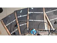 Ик пленка Enerpia (Обогрев перепелов ) комплект  с проводом и вилкой0.50 х 2 м, фото 1