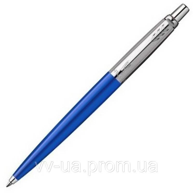 Ручка шариковая Parker Jotter 17 Plastic Blue CT BP 15 132
