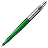 Ручка шариковая Parker Jotter 17 Plastic Green CT BP 15 232