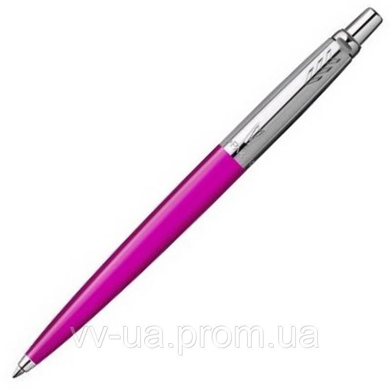 Ручка шариковая Parker Jotter 17 Plastic Pink CT BP 15 532