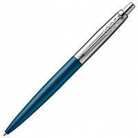 Ручка шариковая Parker Jotter 17 XL Matt Blue CT BP 12 132, фото 1