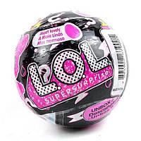 Кукла LOL Серия 12 What Black Edition кукла ЛОЛ серия 12 черная копия подарок для девочки кукла в шаре!