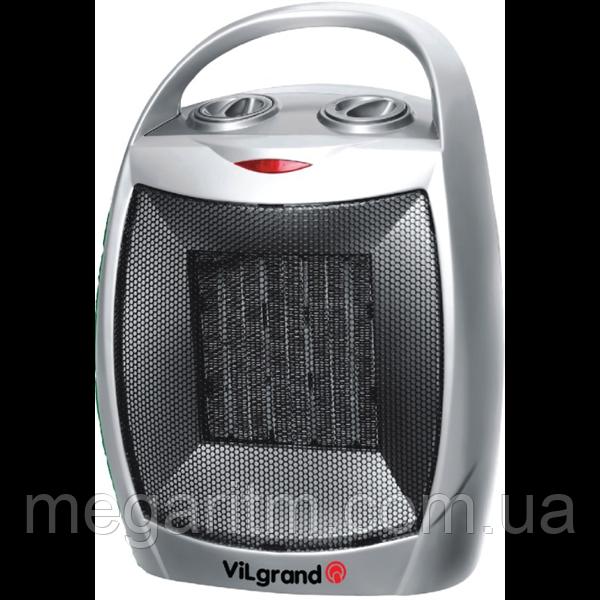 Тепловентилятор керамiчний (1,5 кВт; 3 режима: холод/750/1500; термостат) ViLgrand VFС155