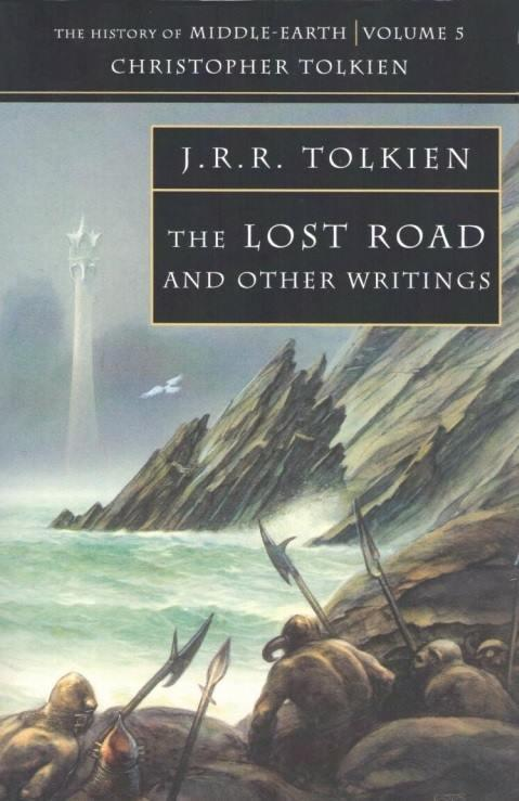 Книга The Lost Road and Other Writings