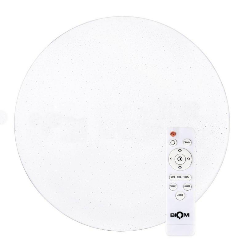 Светильник светодиодный Biom SMART SML-R04-50 3000-6000K 50Вт с д/у