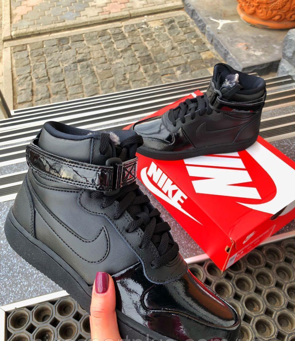online store 8ad41 8e091 Кроссовки Nike WMNS EBERNON MID PREM AQ1769-001 Оригинал!!!! -
