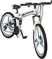 Электровелосипед Land Rover electrobike RD Белый 350, КОД: 213571