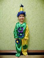 """Детский карнавальный костюм """"Петрушка"""""""