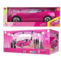 """Машинка-кабриолет игрушечная для куклы """"Defa Lucy"""" 8249"""