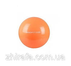 Фитбол мяч для фитнеса Profit 75 см. MS 0383 (Оранжевый)