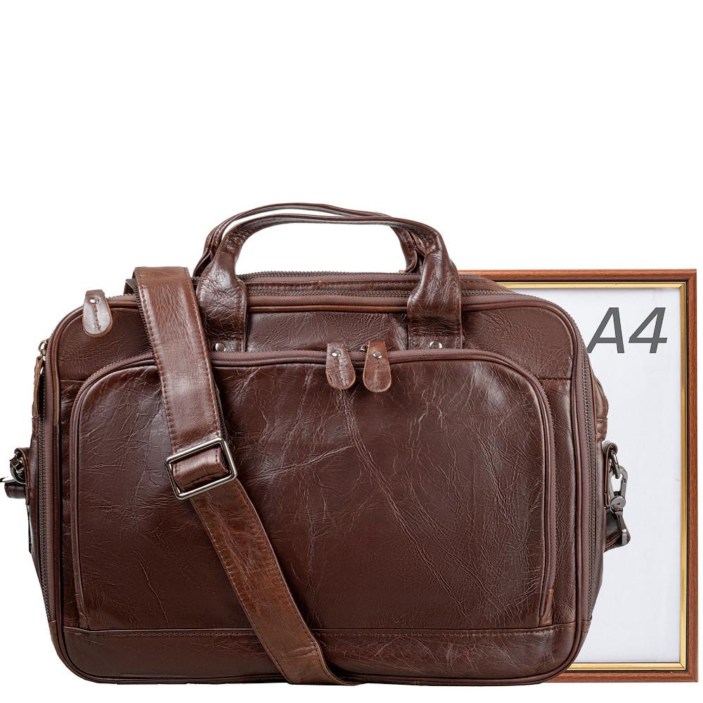 1e6e29b1361d ... Сумка повседневная ETERNO Кожаная мужская сумка с карманом для ноутбука  ETERNO (ЭТЭРНО) RB-
