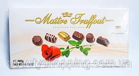 Maitre Truffout Assorted Pralines Шоколадные конфеты ассорти 400 гр Gunz Австрия