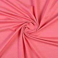 Трикотаж бавовняний стрейч рожевий темний, ш.154 (19840.024)