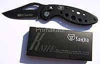 """Нож складной """"Черный нож"""", фото 1"""