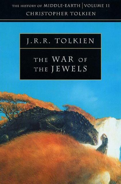 Книга The War of the Jewels