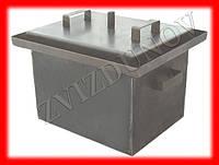 Коптильня Сталь 2 мм + Гидрозатвор, фото 1