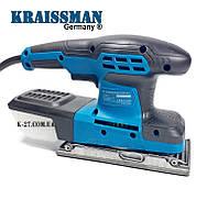 Вибрационная шлифмашина Kraissmann 260 SS 12