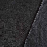 """Дублерин черно-серый стрейч """"KUFNER"""", ш.90 (27204.031)"""