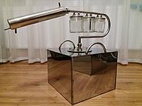 Дистиллятор аппарат бытовой с тремя сухопарниками и ёмкостью 25 литров