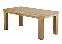Стол из массива дерева в скандинавском стиле