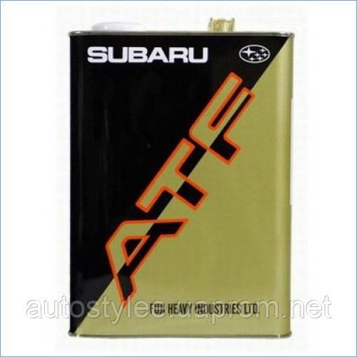 Масло трансмиссионное Subaru 5ATF (K0410Y0700) 4 л.