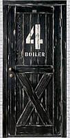 Крутые межкомнатные двери в лофт loft стиле из натурального дерева