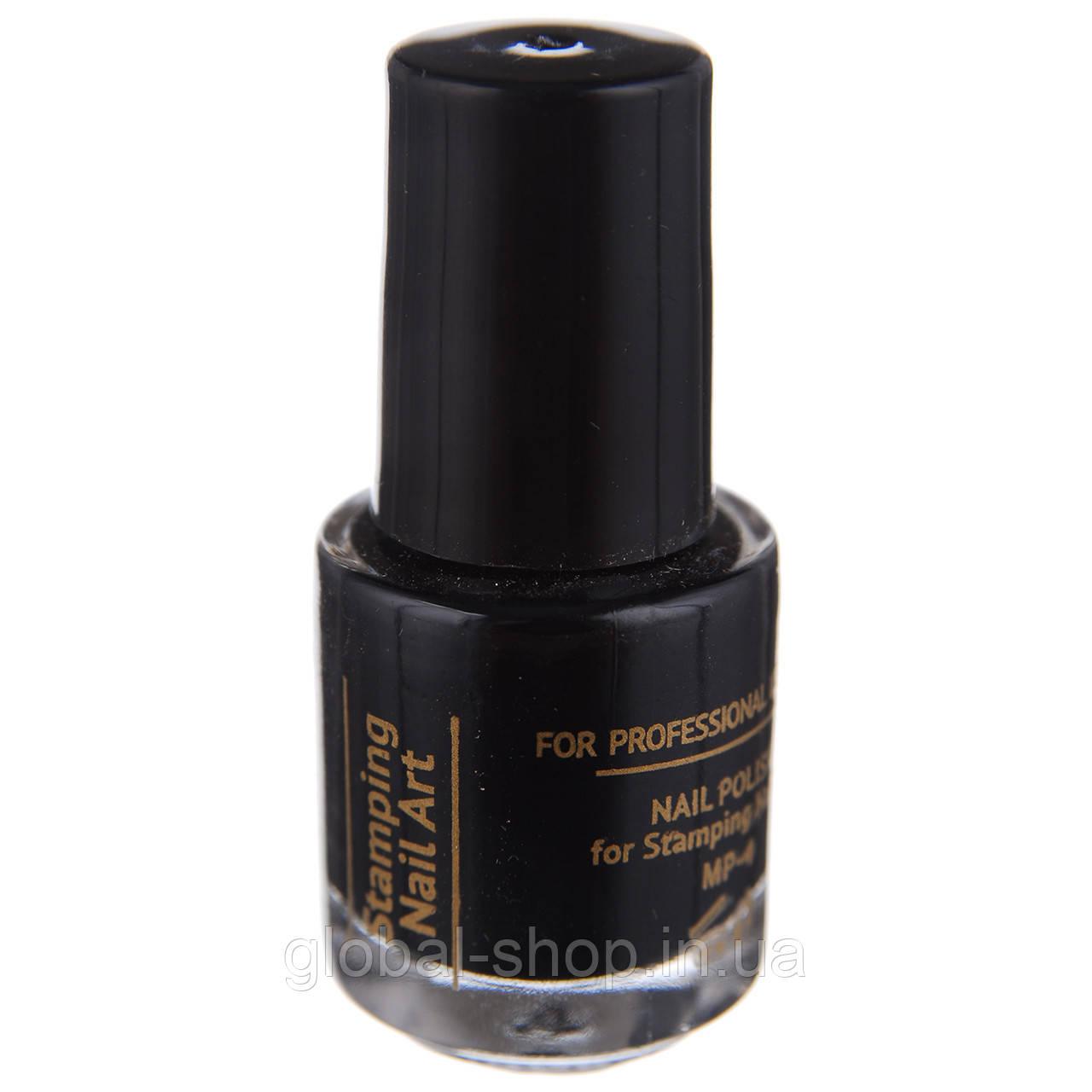 Набор 6 штук краска для стемпинг дизайна,лак для стемпинга, special nail polish