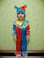 """Детский карнавальный костюм """"Петрушка"""", фото 1"""