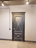 Межкомнатные двери в прованс или кантри стиле