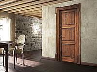 Межкомнатные двери из массива дерева в кантри или скандинавском стиле