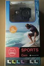 Экшн камера Sports Cam 1080 p D600