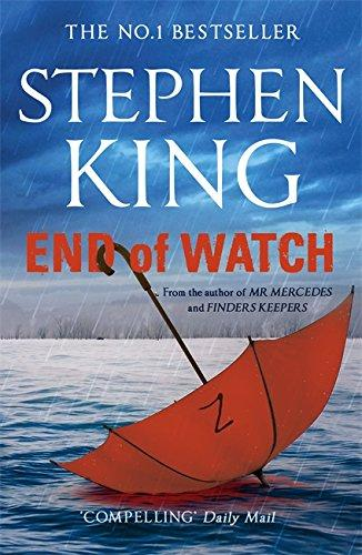 Книга End of Watch