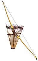 Лук со стрелами (150х70 см) Индонезия