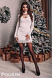 Женское платье из гипюра (4 цвета), фото 6