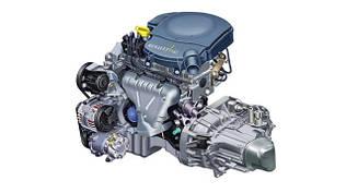 Двигатель K7M 1.6i 8V