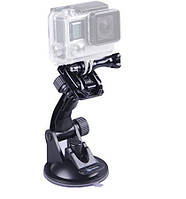 Штатив присоска на стекло для камер GoPro Hero 6 7 (GP17) Massa