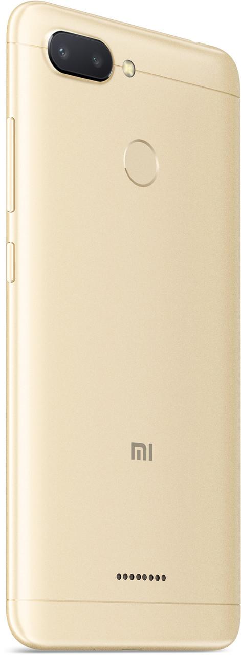 Глобальный Xiaomi Redmi 6 3/64+подарок противоударный чехол