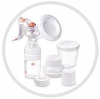 Молокоотсос ручной EasyStart Canpol babies (12/203)