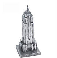 3D конструктор Empire State Building