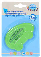 Термометр для воды Автомобиль (зелёный), Canpol babies (2/784-2)