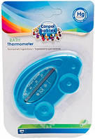 Термометр для воды Автомобиль (синий), Canpol babies (2/784-1)