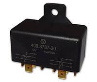 Реле электромагнитное 409.3787-20 12В 40/30А сдвоенное 5-ти контактное
