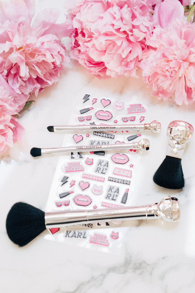 Karl Lagerfeld + Modelco Karl Brush Collection