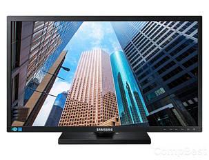 """Монитор Samsung S22E450MW / 22"""" / 1680x1050 (16:10) LED / Матовый / Угол обзора - 170°/ DVI, VGA / Проф. нога, фото 2"""