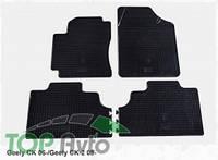 Stingray Резиновые коврики Geely CK 06- Geely CK-2 08-