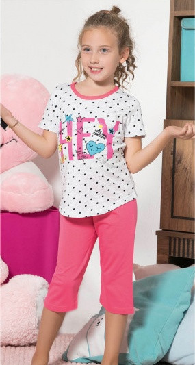 Комплект дитячий 08097 футболка+шорти