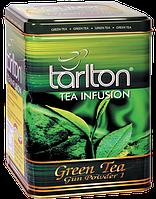 Чай зеленый Тарлтон 250 г жб Tarlton Green Tea GP1