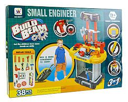 Игровой набор Маленький инженер (Small Ingineer) Гарантия качества Быстрая доставка